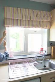 diy interior design small kitchen makeover blinds seaside colours 5