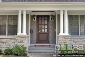 Custom Size Steel Exterior Doors Single Exterior Doors Of Custom Front Entry Door30 S Bruner