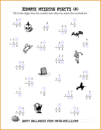 9 halloween math worksheets media resumed