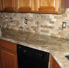 kitchen with brick backsplash interior kitchen backsplash brick look kitchen design brick