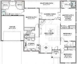 house with 2 master bedrooms shocking ideas 2 master bedroom house plans scenic houses with