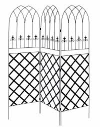 amazon com panacea 89660 gothic garden screen trellis with