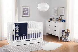 Convertible Cribs With Drawers S Colby 4 In 1 Convertible Crib W Trundle Drawer Davinci