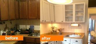 Small Kitchen Makeovers On A Budget - tricks to transform your kitchen for under 500 business insider