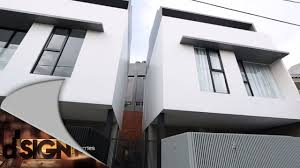 compact houses dsign twin compact house youtube