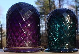antique ornamental glass