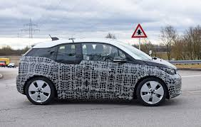 bmw i3 2017 facelift spy photos and specs by car magazine
