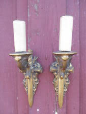 Antique Wall Sconces Collectible Sconce Light Fixtures Ebay