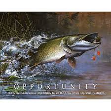 bass fishing home decor j0303 motivation large mouth bass fishing muskie pop 14x21 24x36