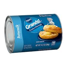 pillsbury grands chilled southern homestyle buttermilk biscuits