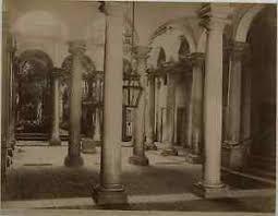 il cortile genova brogi italie genova cortile palazzo balbi senarega vintage
