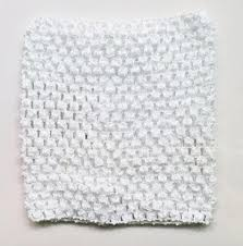 crochet headband tutu 1pc crochet tutu top top 9inch crochet headband tutu bands