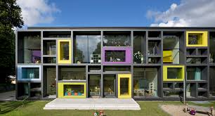 beiersdorf children u0027s day care centre kadawittfeldarchitektur
