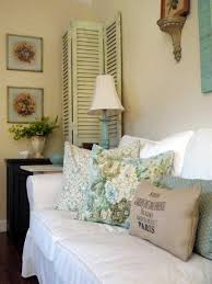 home decoration shabby chic bedroom ideas bed frame gray