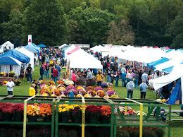 covered bridge festival where when