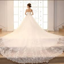 luxury wedding dress lace wedding gown lazada malaysia