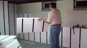 diy basement wall anchor systems diy basement wall panels design