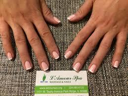 l u0027amour massage and nail spa spa salon in park ridge il