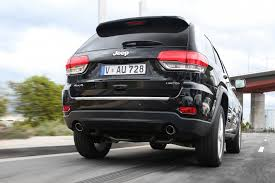jeep grand cherokee rear bumper 2017 jeep grand cherokee limited quick review
