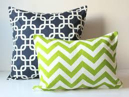 navy blue u0026 apple green cushion covers set of 2 gotcha links and