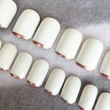 square nails squoval white base set squared nails white fake nails