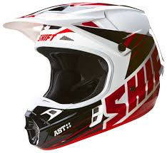 motocross helmet wraps shift assault race helmet revzilla
