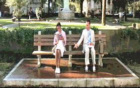 Savannah Georgia Forrest Gump Bench Forrest Gump Bench Scene Best Benches