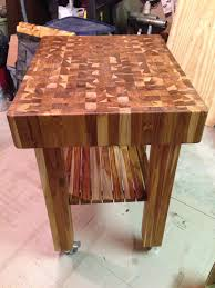 another cutting board thread big green egg egghead forum the i use and sell cutting boards and butcher block made from teak here s my block image