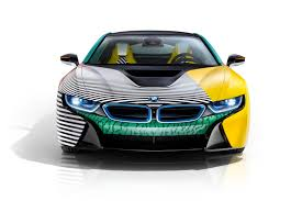 bmw i cars get a memphis design group makeover hypebeast bmw i3 i8 cars memphis design group garage italia customs