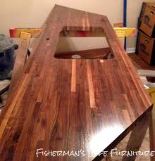 how to make butcher block countertops home interiror and