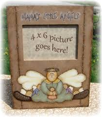 one of karen gilbert designs that i made into a picture frame