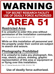 Area 51 Map Area 51 Is Now Official Where Are The Alien Spaceships