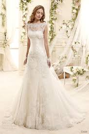 stunning wedding dresses 81 stunning wedding dresses by colet s 2015 collection