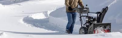 snow blowers briggs u0026 stratton
