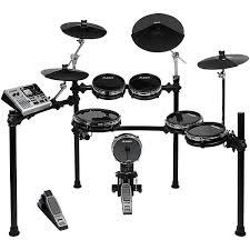 amazon com alesis dm10 studio kit ten piece professional