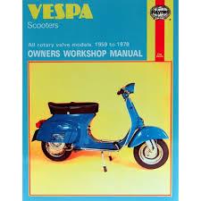 manual haynes for 1969 vespa 150 sprint veloce vlb1t 145cc ebay