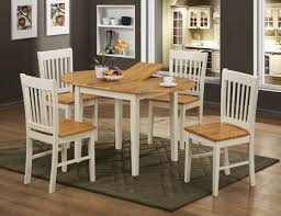 Extendable Dining Table And 4 Chairs Extending Dining Table With 4 Dining Chairs Blue