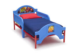 amazon com delta children plastic toddler bed nick jr blaze