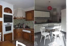 cuisine avant apres la cuisine avant après