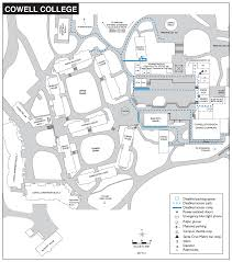Smith College Map Cowell College Freshman Housing Guide