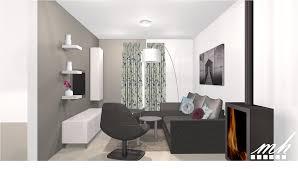 Relooking Salon Avant Apres Chambre Amenager Un Salon En Longueur Avant Apres Projet