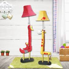 Nursery Floor Lamps Introducing The Animal Kingdoms To Your Baby By Adding These Funny
