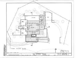 Concrete Block Floor Plans 9 Best Frank Lloyd Wright House Plans Images On Pinterest