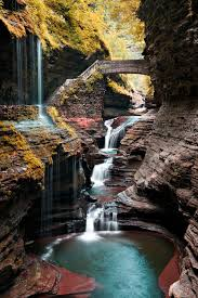 New York waterfalls images Popular landscape nature new york waterfall usa ny waterfalls jpg