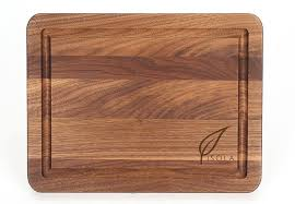 engraved cutting boards custom engraved cutting board with personalized message