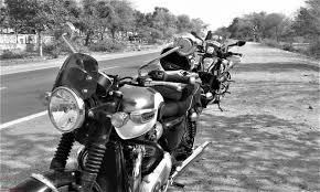 going the bonnie way advice edit sultana my bonneville t100