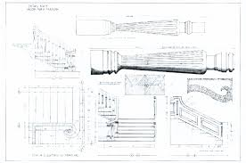 Staircase Plan Details Staircase Gallery