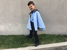 Lando Calrissian Halloween Costume Diy Kids Star Wars Halloween Costumes Bb 9e Starwars
