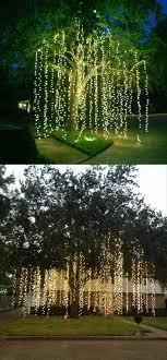 ideas tree curtain lights best 25 on