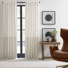 95 Inch Curtain Panels Buy 95 Inch Window Curtain Panel In Ivory From Bed Bath Beyond
